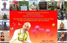 Canada seminar features President Ho Chi Minh