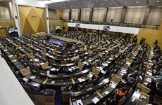 Malaysian parliament sits for first time after new government forms