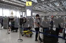 Nearly 300 Vietnamese return from Thailand