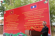 Ceremonies held to mark President Ho Chi Minh's 130th birthday in Laos, Thailand