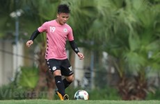 Linh, Hai named best players of Vietnam at Asian U23 Championship