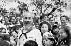 Documentary on President Ho Chi Minh aired on Venezuela's national TV