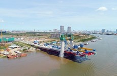 HCM City: Thu Thiem 2 bridge to open to traffic by late 2020