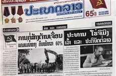 Lao, German media praise President Ho Chi Minh on his 130th birthday
