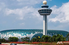 Travellers allowed to transit through Singapore's Changi Airport from June 2