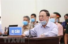 Former naval commander jailed over land management violations