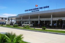 Tho Xuan Airport plans to serve 5 million passengers per year