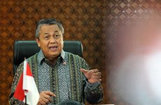 Indonesia attracts 4.1 billion USD worth of net inflow