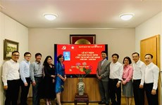 Uncle Ho's 130th birthday marked in Switzerland, Chile