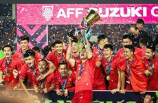Vietnamese firm becomes official sponsor of 2020 AFF Cup