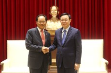 Hanoi welcomes RoK investors
