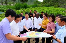 Ha Giang, WB sign strategic cooperation framework for 2020-2025