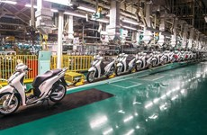 Honda Vietnam posts motorbike sale increase