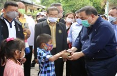 Thailand: Mobile hospital delivers medical services to forest communities