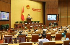 Sixth working day of NA during 9th session