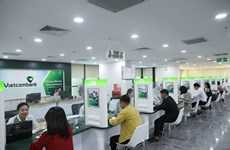 Vietcombank among Forbes' top 1,000 listed companies worldwide