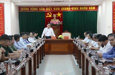 Phu Yen conference presents information on external affairs, East Sea