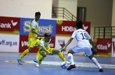 National Futsal HDBank Championships to kick off on June 1