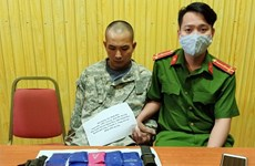 Thanh Hoa detains major drug trafficker