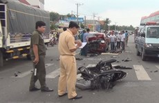 Traffic accidents down in first five months of 2020