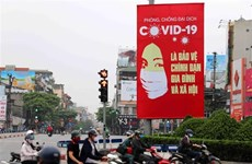 No new COVID-19 infections recorded in Vietnam on May 28 evening