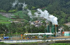 ADB helps Indonesia develop geothermal power