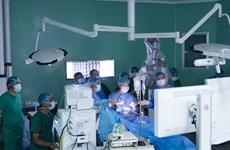 Nhan Dan 115 Hospital sets Asian records in applying AI technology