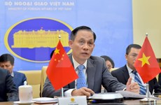 Secretaries general of Committee for Vietnam–China Bilateral Cooperation hold online meeting