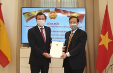 Spanish man appointed as Vietnam's Honorary Consul in Seville