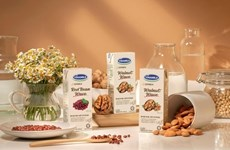 Vinamilk products sold at RoK's online stores