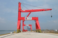 Over 115.7 million USD poured into upgrading Thi Vai int'l port