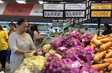 HCM City: CPI down 0.33 percent in May