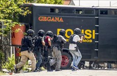 Attack in Indonesia leaves one policeman dead