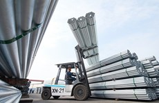 Hoa Phat records 78-percent growth in steel pipe export