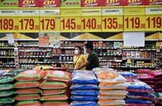Thai rice exports facing price disadvantage