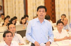 Resources being mobilised to complete Cat Linh-Ha Dong railway project