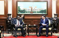 HCM City ready to boost ties with Angola, Armenia