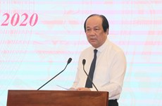 Vietnam has 'golden opportunity' to reactivate economy: official