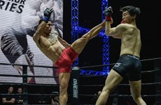 Mixed martial arts has a bright future in Vietnam