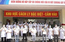 Vietnam reports no new community COVID-19 infections for 48 days