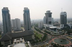 Indonesia raises budget deficit to 6.34 percent of GDP