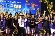 AFC praises 2020 V.League ahead of resumption