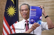 Malaysia announces 8.2-billion-USD plan for economic recovery