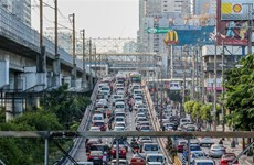 Philippines sees record high in unemployment rate