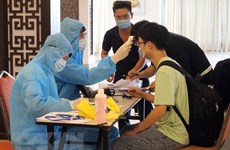 Vietnam clear of COVID-19 community infections for 51 straight days