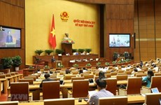 Lawmakers expected to adopt resolutions ratifying EVFTA, EVIPA