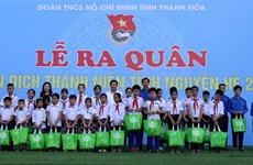 Over 1,000 youths in Thanh Hoa join summer volunteer campaign