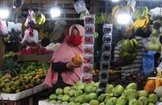 Indonesia experiences lowest inflation in two decades