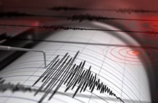 5.8-magnitude earthquake shakes eastern Indonesia