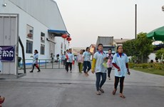 Cambodia prepare another 12 million USD to help laid-off
